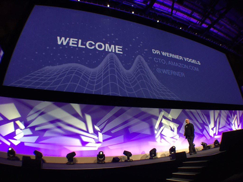werner-aws-summit-london