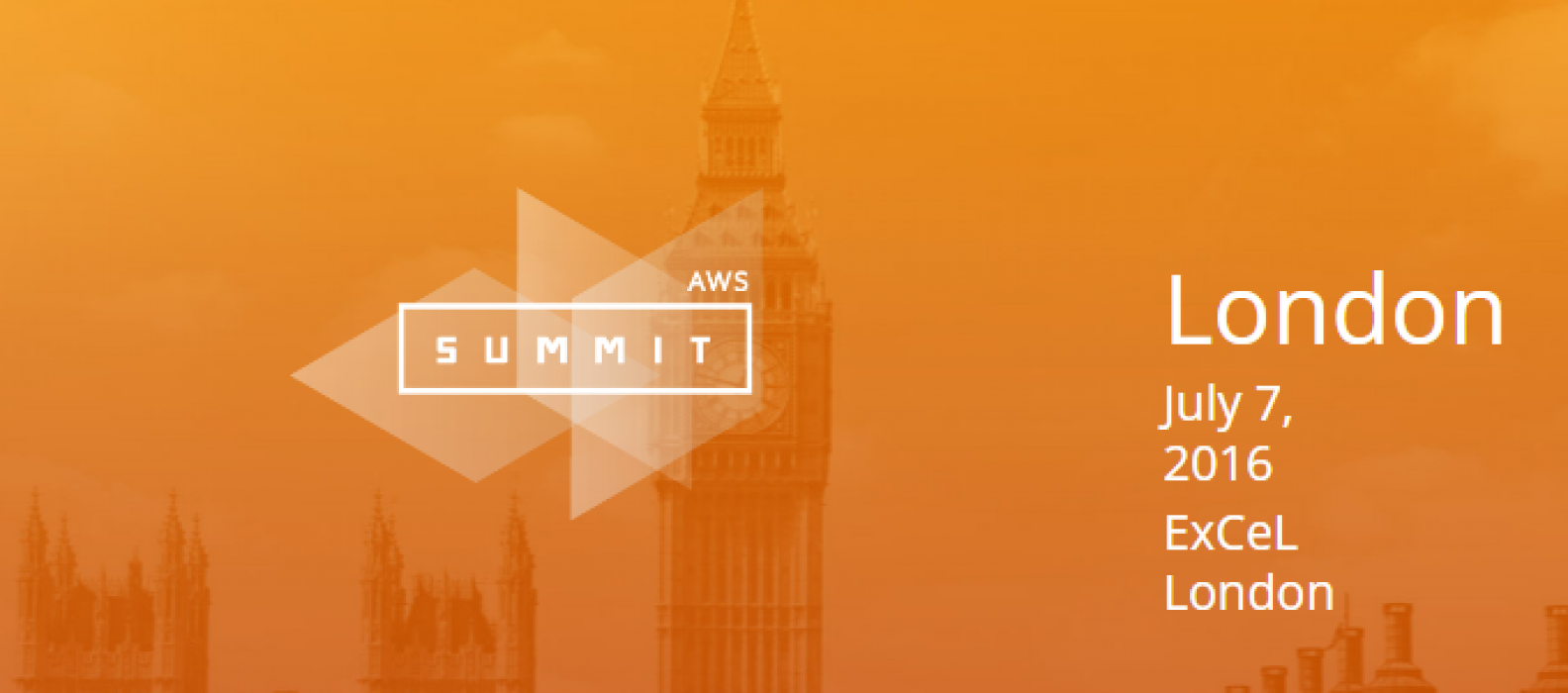 5000 Heads in the cloud, the AWS London Summit 2016